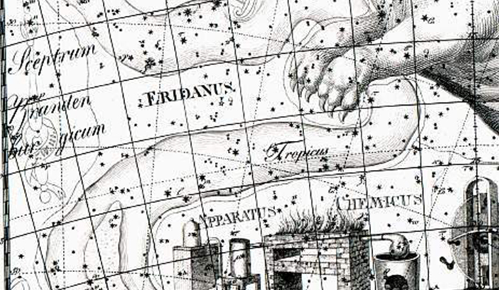 Eridanus blog on the night sky