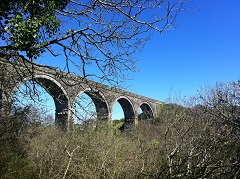 St Agnes viaduct, Cornwall