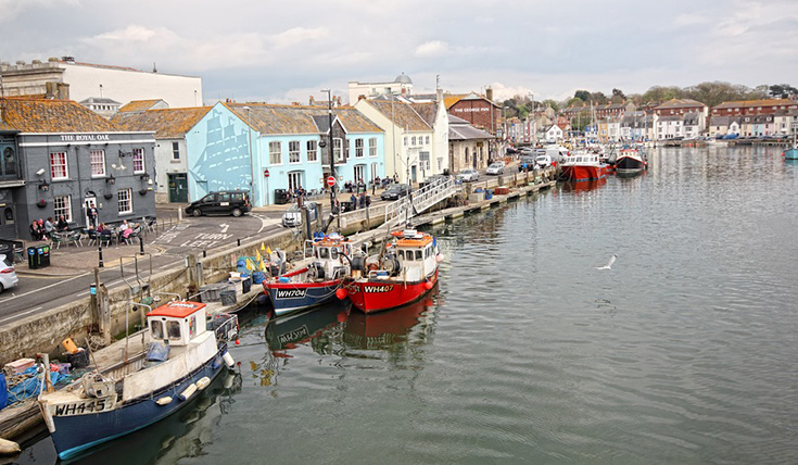 Wemouth harbour