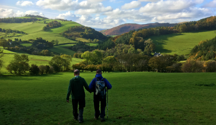 Big Welsh Walk 20 miles