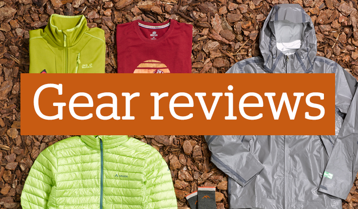 Gear reviews