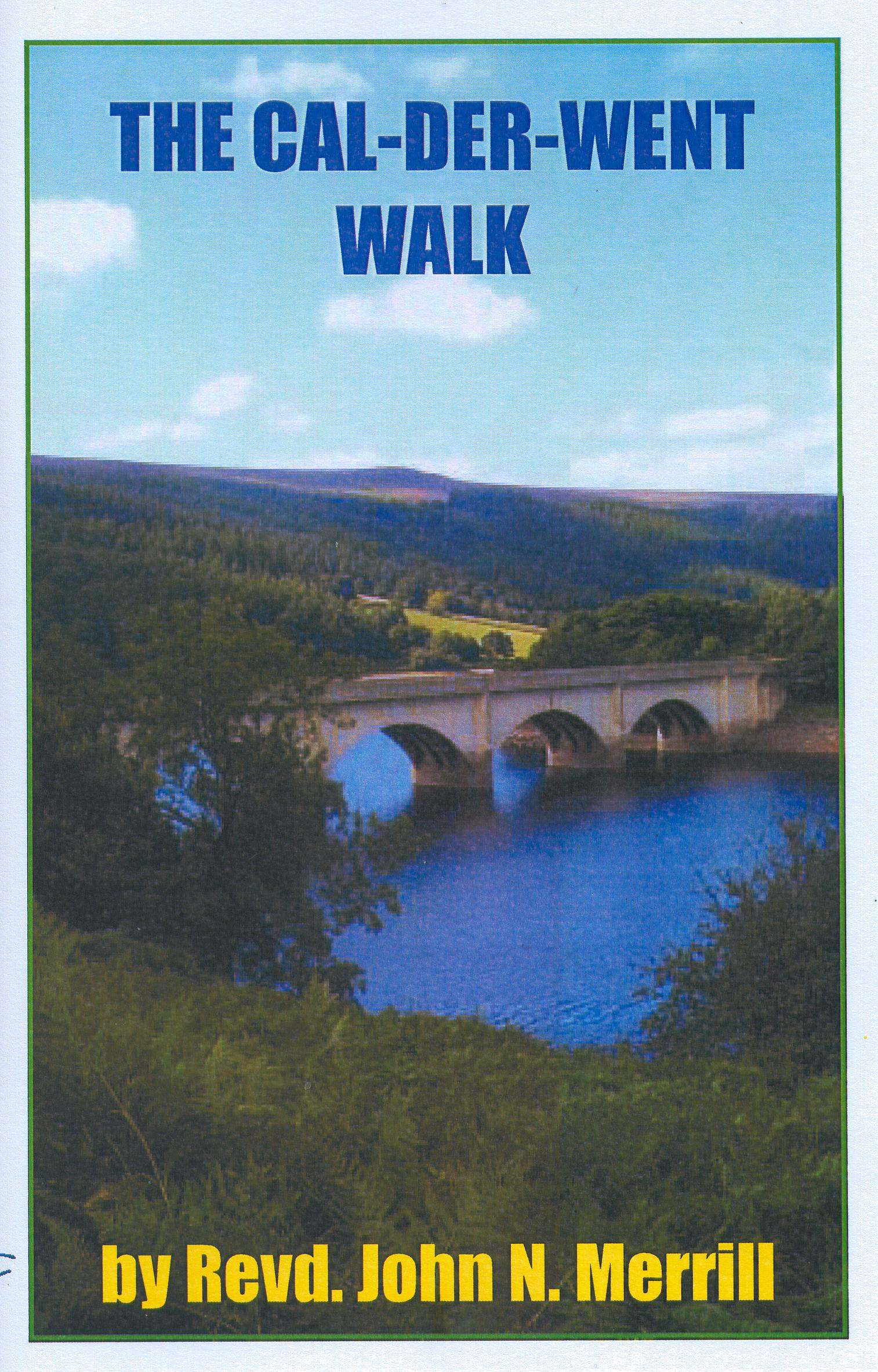 Cal-Der-Went walk book
