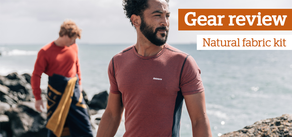 Gear review: Natural fabric kit