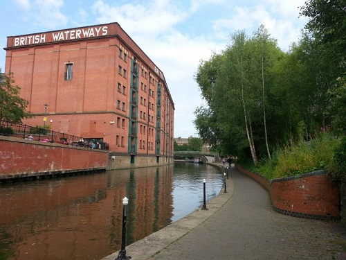British Waterways, Nottingham