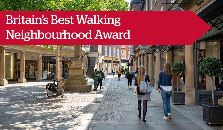 Britain's Best Walking Neighbourhood Award