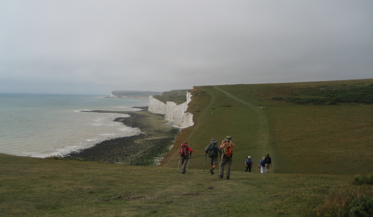 Seven Sisters South Downs