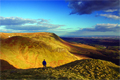 The Campsie Fells, Stirlingshire