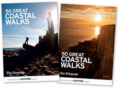 50 Great Coastal Walks