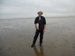 Paul Carter on the Broomway