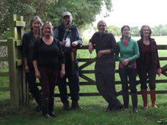 Cirencester Ramblers Path Maintenance Volunteers