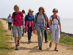 Get Walking Week: Brightlingsea walk
