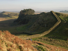 Hadrian's Wall (image credit: Dave McGlade)