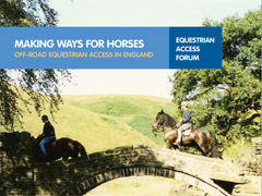 Making Ways For Horses