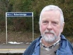 Malcolm McDonnell, East Sussex Area Footpath Secretary