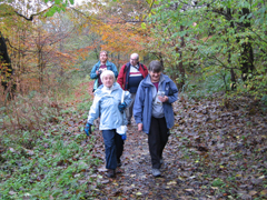 Medal Routes walking hub at Twechar
