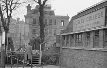 Wartime Morley College