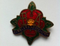 Ramblers badge