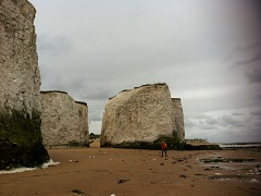 Botany Bay, Thanet Coastal Path
