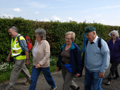 Walking for Health group