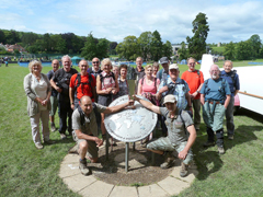 Wyre Forest Ramblers Olympic walk