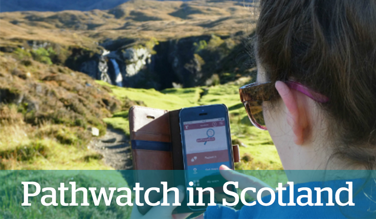 Pathwatch in Scotland