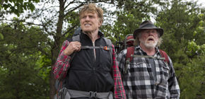 Robert Redford and Nick Nolte