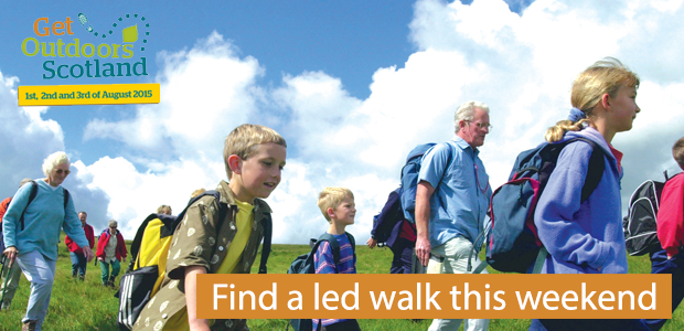 Find a led walk