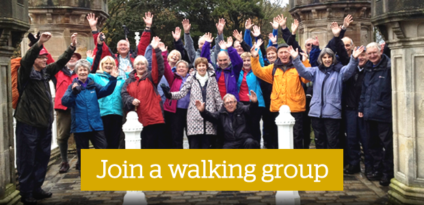 Join a walking group