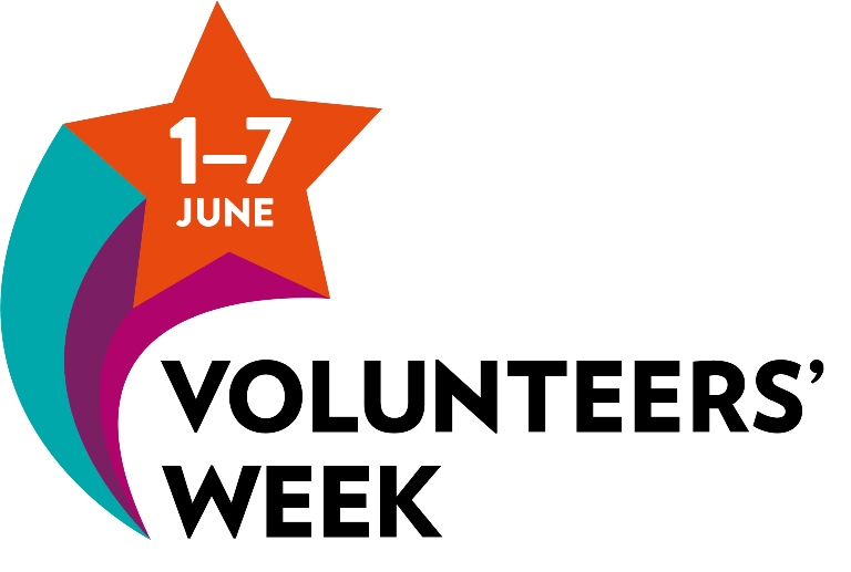 Volunteer week 2018