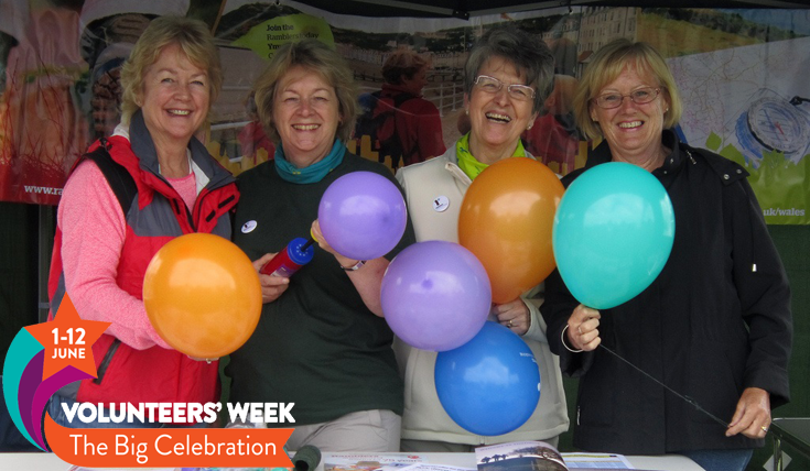 Volunteers' Week news story celebration