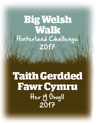 Big Welsh Walk 2017