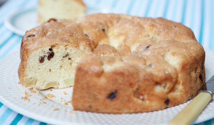 Charlotte Pike's Dorset Apple Cake
