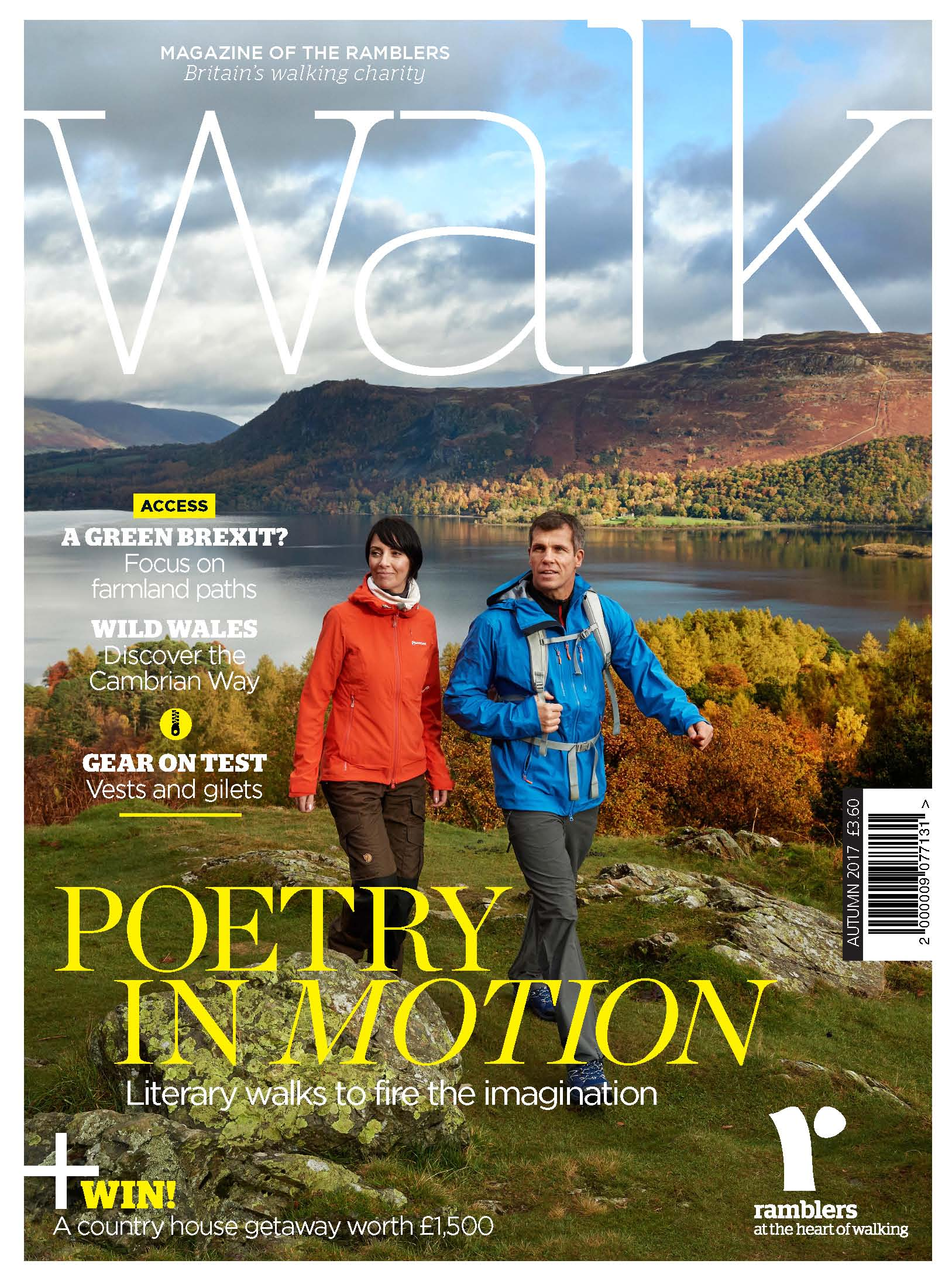 Autumn 2017 Walk Mag
