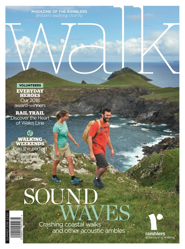 Walk Magazine Cover - Summer 2018