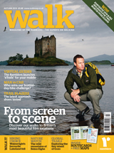 Walk magazine autumn 2010 edition cover