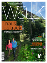 Walk magazine autumn 2013 cover