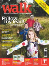 Walk magazine spring 2010 edition cover