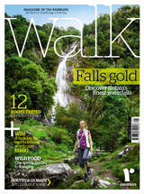 Walk magazine spring 2013 cover