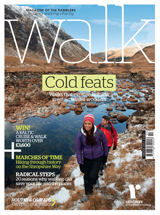 Walk magazine summer 2013 cover
