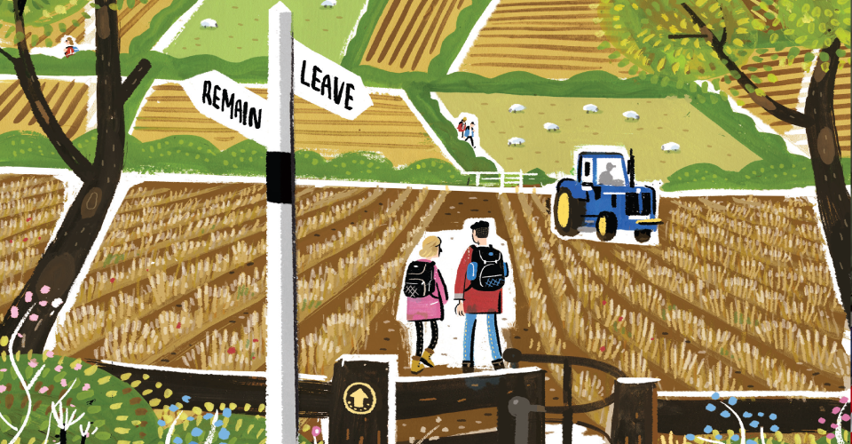 farm illustration by stephen collins