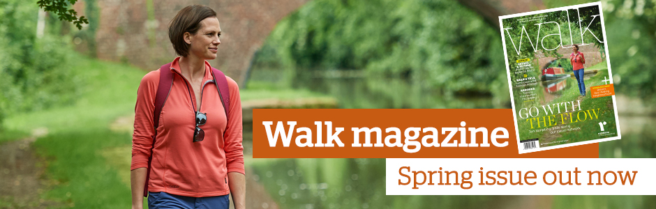 Walk magazine, spring issue out now