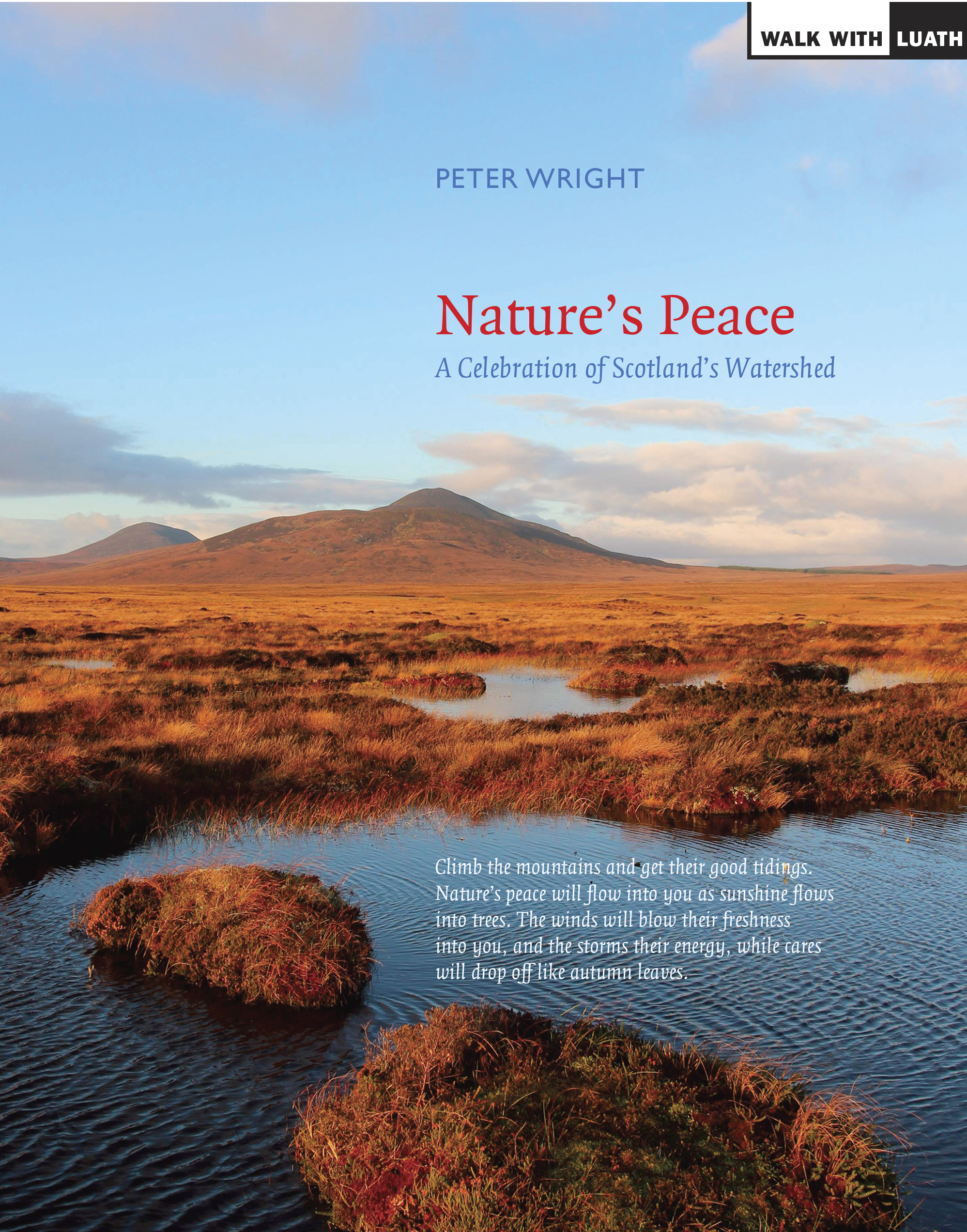 Nature's Peace book