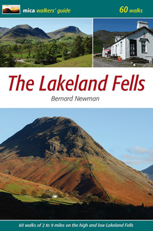 Lakeland Fells by Bernard Newman