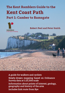 Kent Coast Path guidebook
