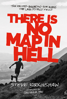 There is no map in hell book cover