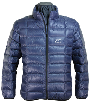 Men's PHD wafer-down-jacket