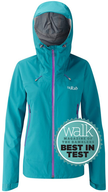 Womens Rab Arc jacket