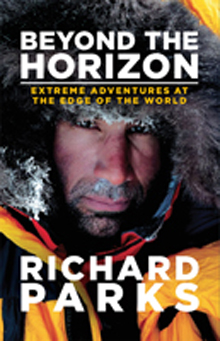 Beyond the Horizon front cover
