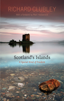 Scotlands Islands front cover