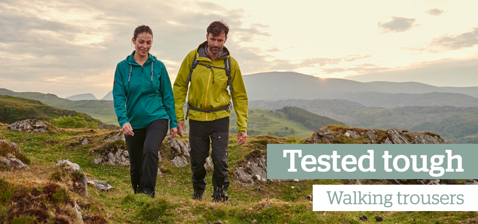 What are the best walking trousers?